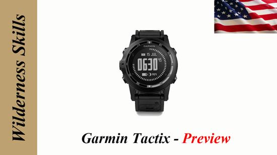 Garmin Tactix Preview