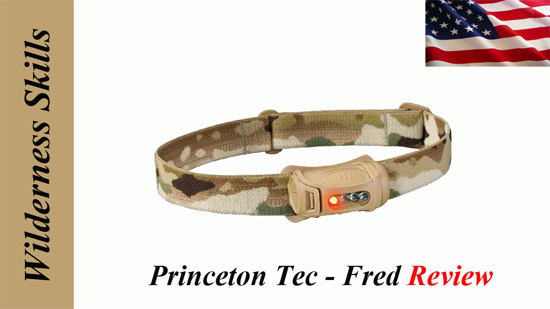 Princeton Tec – Fred Head Lamp
