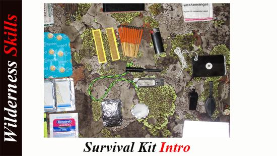 Survival Kit Intro