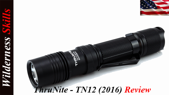 ThruNite – TN12 2016 Review