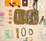 Components for a Personal Survival Kit