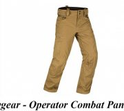 Clawgear – Operator Combat Pants Review