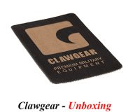 ClawGear – Unboxing