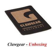 ClawGear – Unboxing